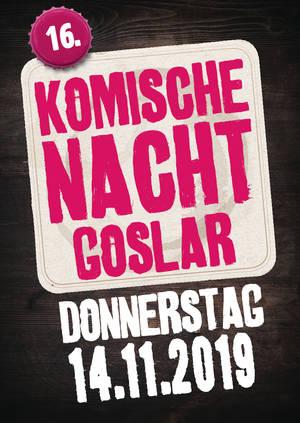 Komische Nacht Goslar