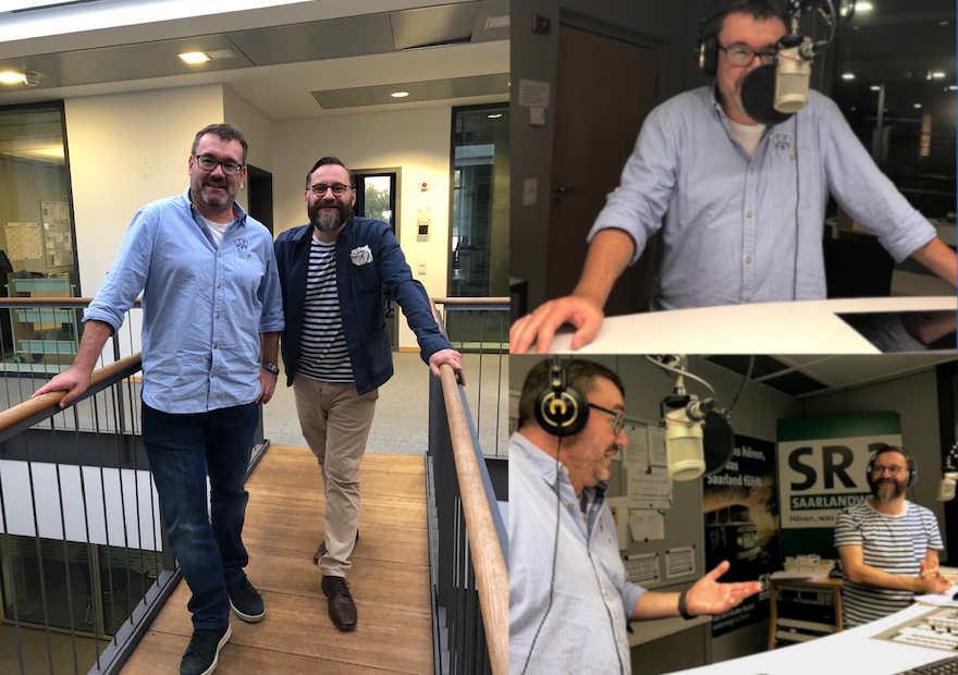 Beim Saarländischen Rundfunk