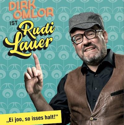 Plakat Rudi Lauer